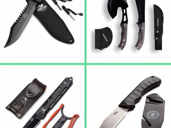 13 Best Camping Knives To Buy In 2020