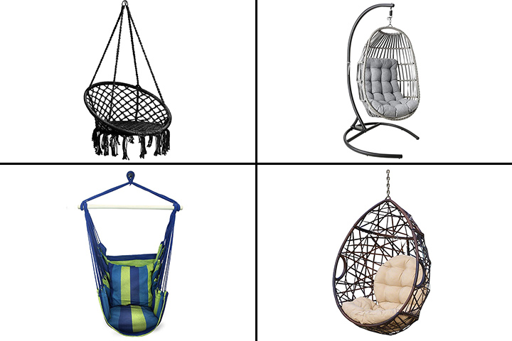 13 Best Hanging Chairs To Buy In 2020