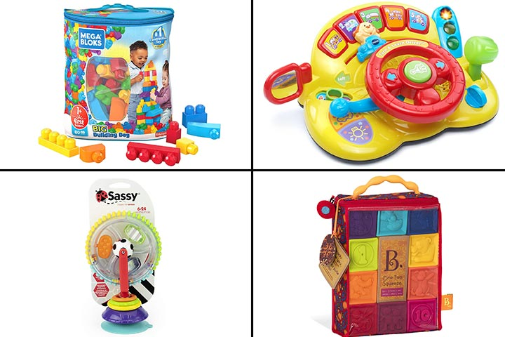 13 Best Toys For 1 Year Old Boy In 2020