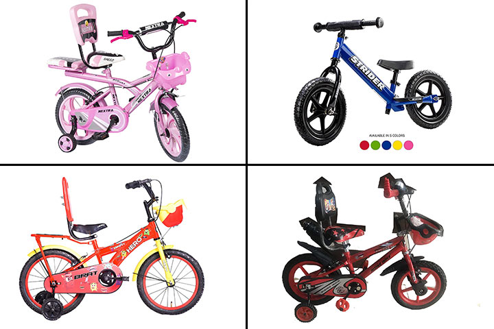 15 Best Bicycles For Kids In India