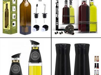 15 Best Olive Oil Dispensers In 2021