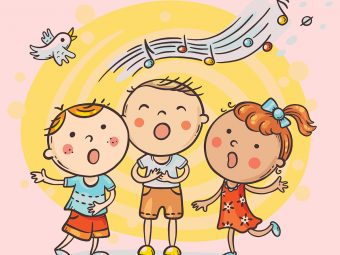 25 Popular And Classic Nursery Rhymes For Babies