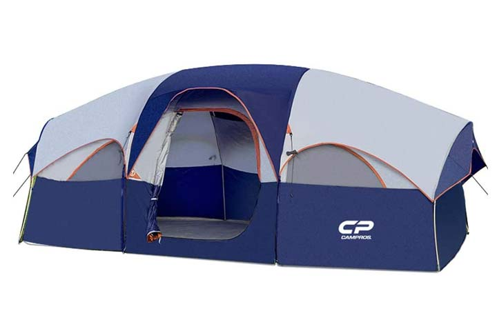 8-Person Camping Tent by Hikergarden