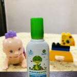 Mamaearth Anti Mosquito Fabric Roll On-Mosquito repellent-By rishbhasharma