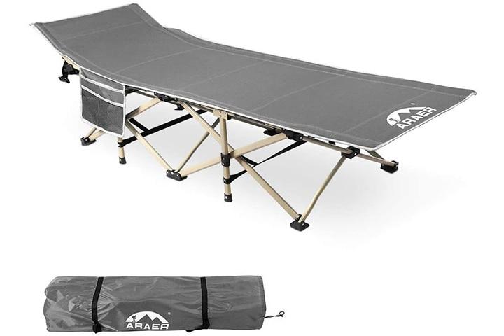 ARAER Camping Cot