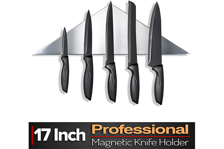 Agadda 17-Inch Professional Magnetic Knife Holder