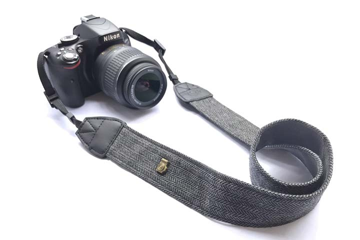 Alled Vintage Camera Neck Strap