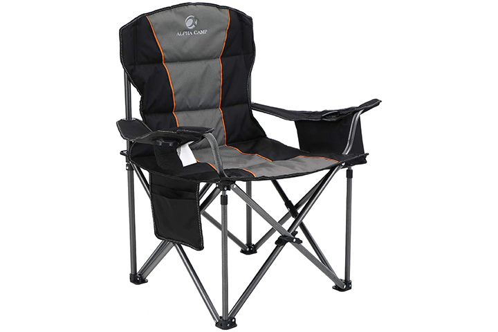 Alpha Camp Oversized Folding Chair