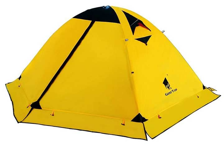 Backpacking Tent by Geertop