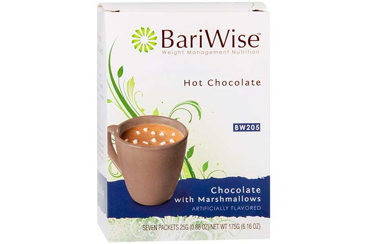 BariWise High Protein Hot Cocoa