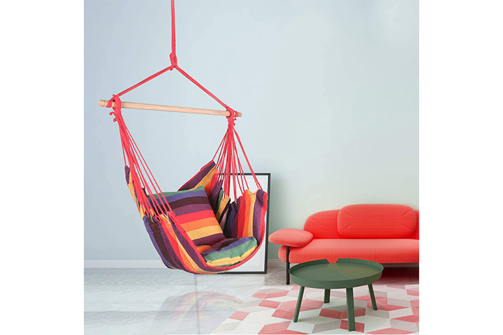 Bathonly Hanging Hammock Chair