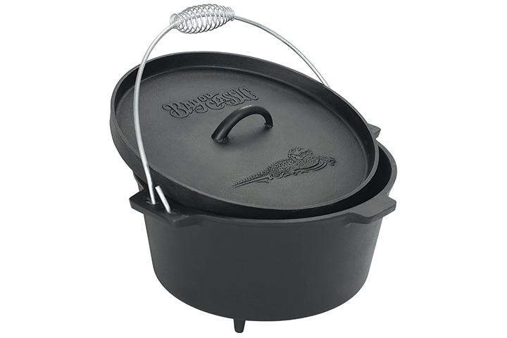 Bayou Classic Cast Iron Cookware