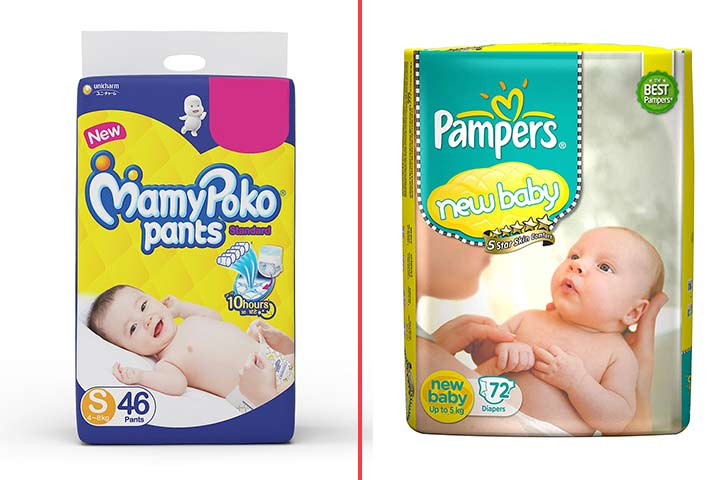 Best Baby Diapers In India In 2020