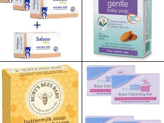 9 Best Baby Soaps For New Borns In India In 2021