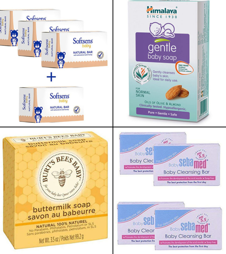 Best Baby Soaps For New Borns In India