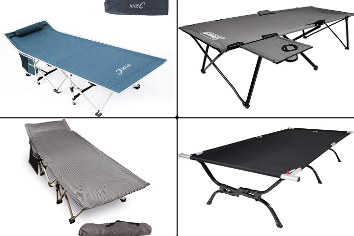 Best Camping Cots For Your Hiking Needs