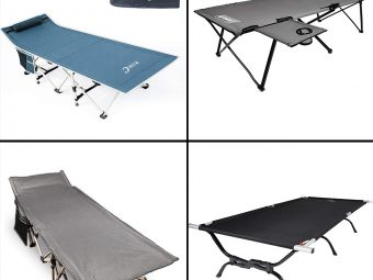 11 Best Camping Cots For Your Hiking Needs