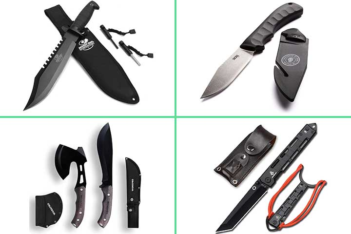 Best Camping Knives To Buy In 2020