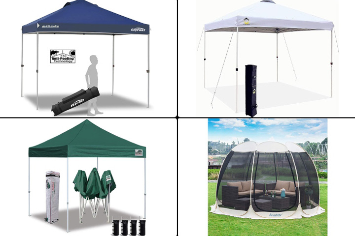Best Canopies For Camping