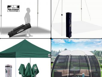 13 Best Canopies For Camping In 2020