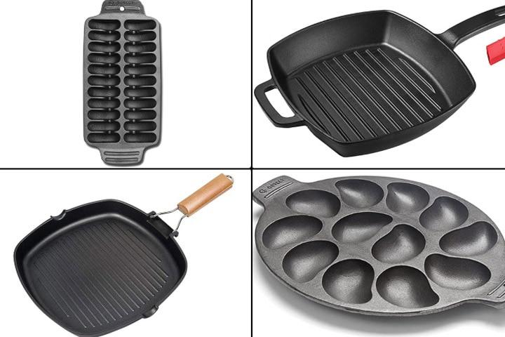 Best Cast Iron Grill Pans