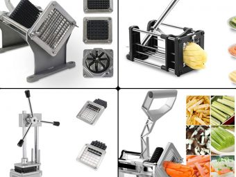15 Best French Fry Cutters In 2021