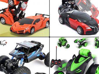 बच्चों के लिए 10 सबसे अच्छी रिमोट कंट्रोल कार | Best Remote Control Car Toys For Kids