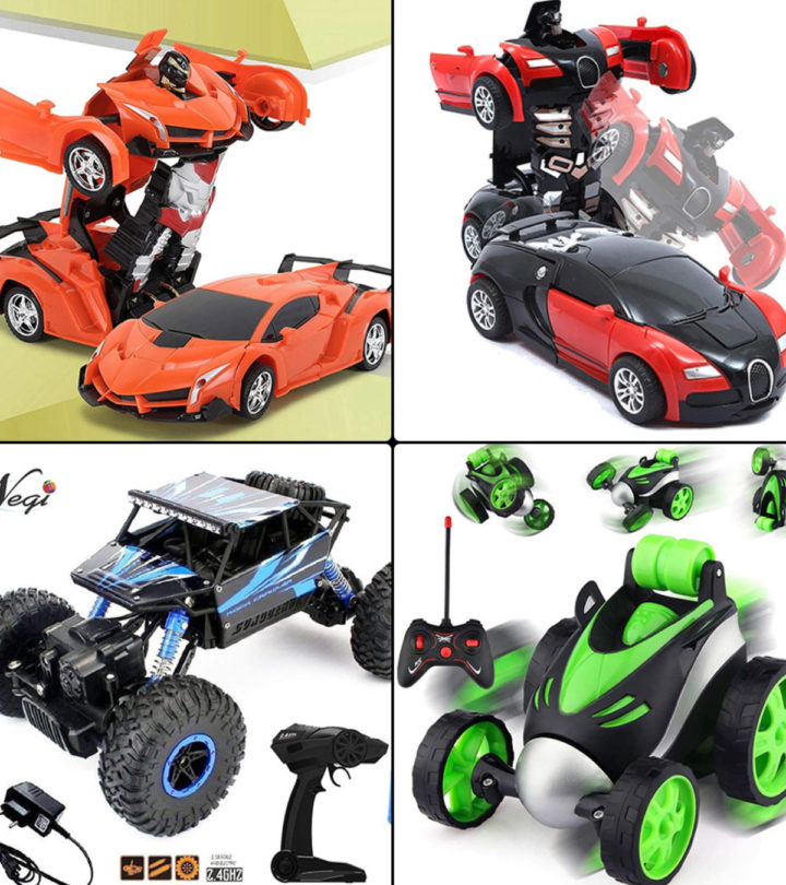 Best Remote Control Car Toys For Kids