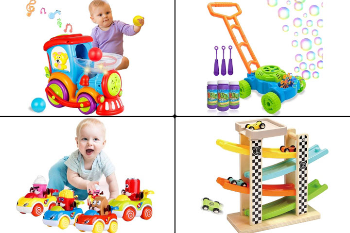 Best Toys For 1-Year-Old Girls