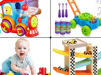 The 13 Best Toys For 1-Year-Old Girls