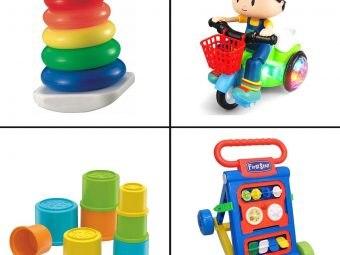 10 महीने के बच्चे के लिए 8 बेहतरीन खिलौने | Best Toys For 10 Month Old Baby India