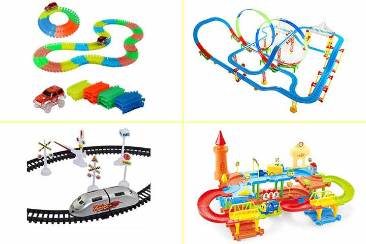 Best Train Toys For Kids