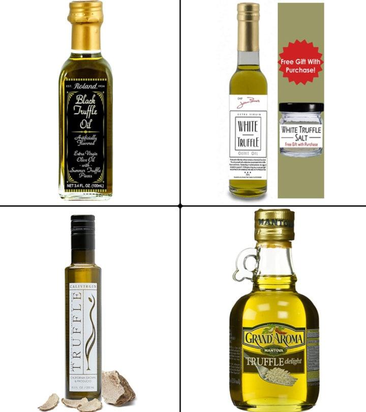Best Truffle Oil Brands