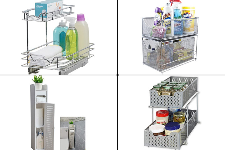 Best Under Sink Organizer