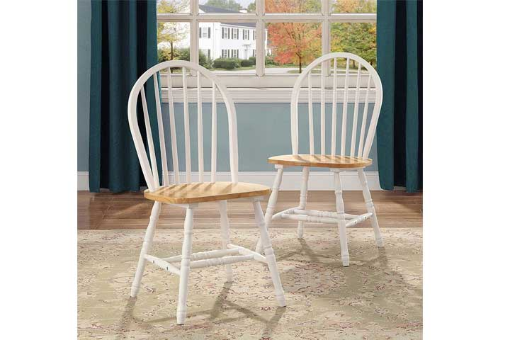 Better Homes and Gardens Autumn Lane Windsor Chairs