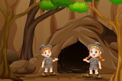 पंचतंत्र की कहानी: बोलने वाली गुफा | Bolnewali Gufa Panchtantra