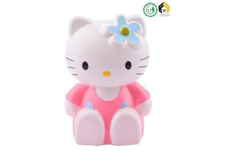 Bright Enterprise Cartoon Character Small Piggy Bank