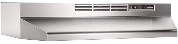 Broan-NuTone Ductless Range Hood Insert with Light Exhaust Fan