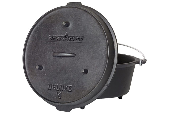 Camp Chef Deluxe 14 Dutch Oven