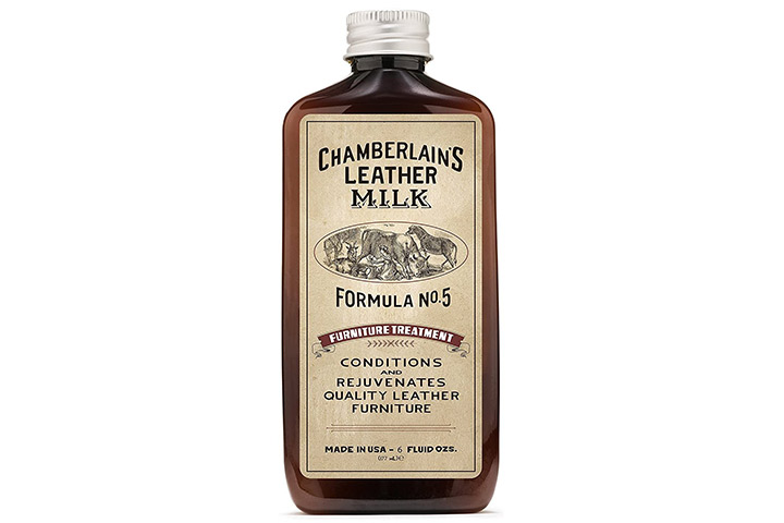 Chamberlain Leather Milk Conditioner and Cleaner