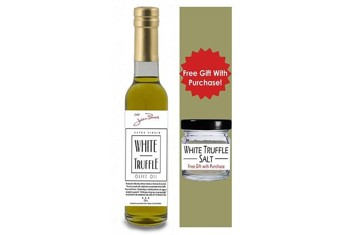Chef Jean Pierre's White Truffle Oil