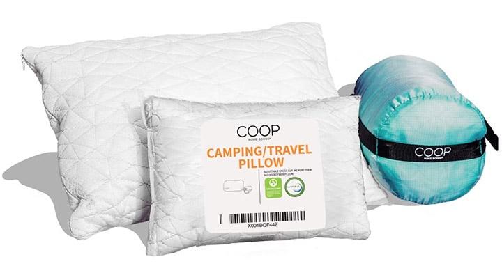 Coop Home Goods CampingTravel Pillow