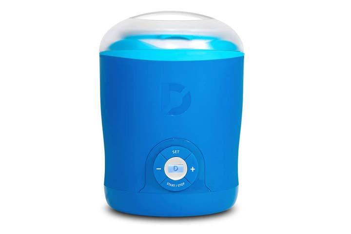 Dash Greek Yogurt Maker Machine - Blue