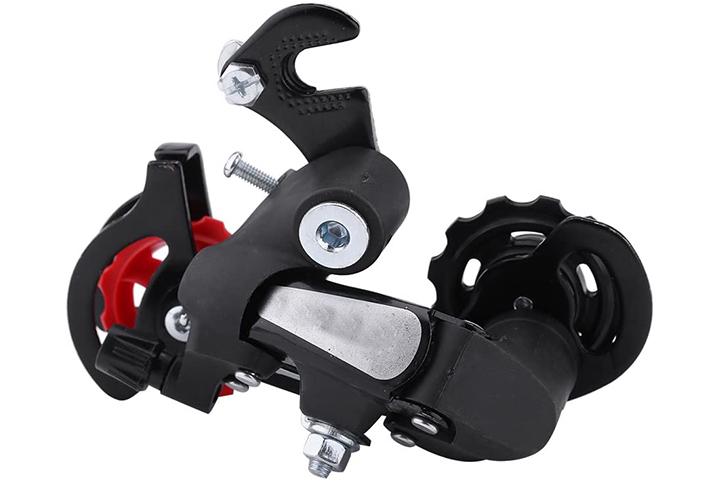 Dilwe Bicycle/Mountain And Road Bike Rear Derailleur