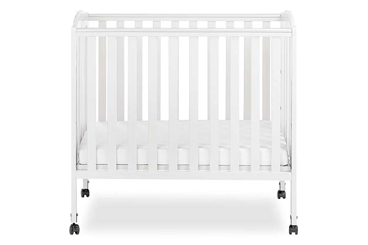 Dream On Me 3 in 1 Portable Side Crib