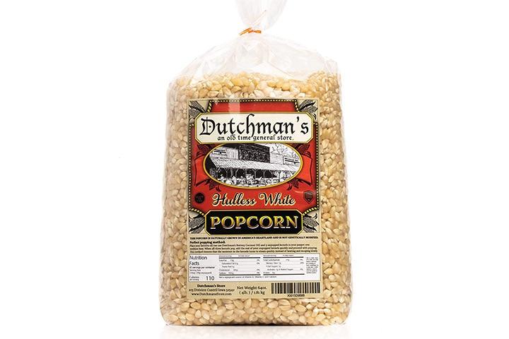 Dutchman's White Popcorn