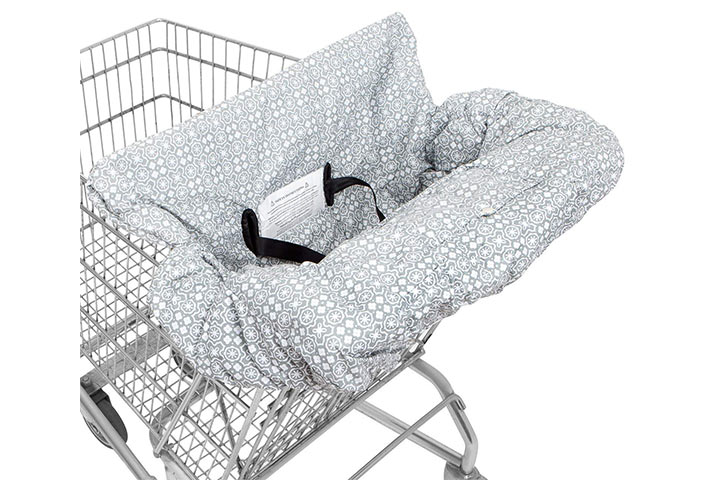 EN Babies Waterproof Baby Shopping Cart Cover