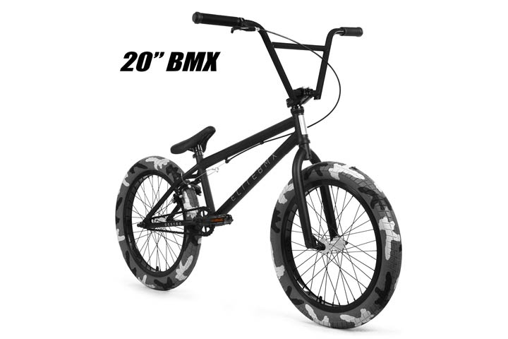 Elite BMX Bicycle Destro Model Freestyle Bike