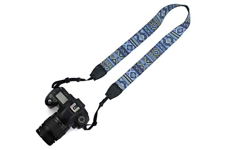 Elvam Universal Camera Strap Belt