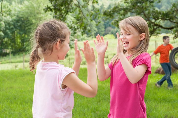 Engaging And Fun Hand Clapping Games For Kids